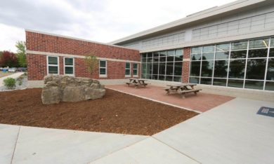 Lutheran High School Addition - Johnco Construction